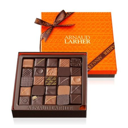 Coffret de 50 chocolats