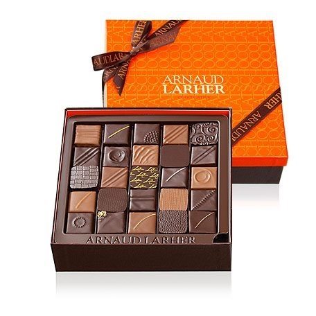 Coffret de 75 chocolats
