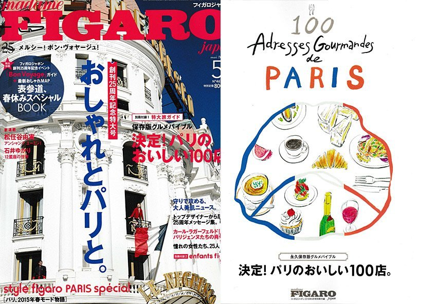 Figaro Madame Japon