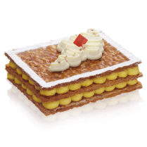 Le Millefeuille vanille