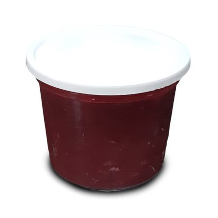Coulis de fruits rouges